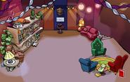 Graduation Party Book Room