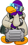 Tech Set Penguin