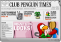 Club Penguin Times Issue 161