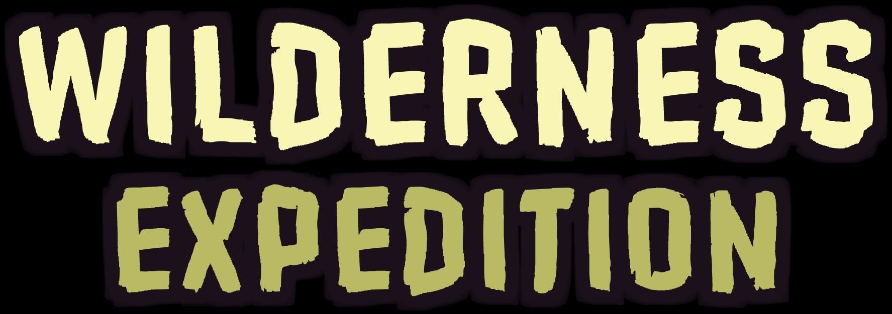 Wilderness Expedition