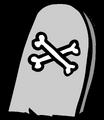 Tombstone sprite 007