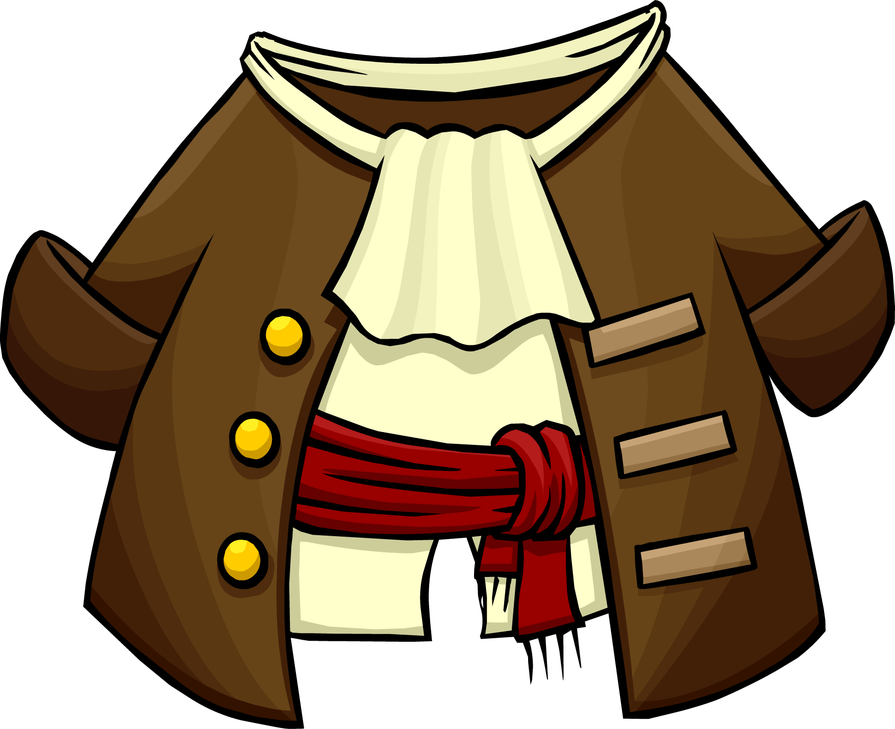 Captain's Coat