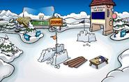 Music Jam 2020 Snow Forts Construction