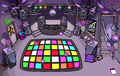 Puffle Party 2018 Night Club