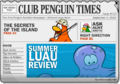 Club Penguin Times Issue 122