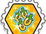Puffle O Feast Stamp