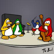 Band Background