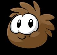 Brown Puffle Adopt