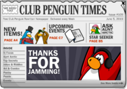 Club Penguin Times Issue 109