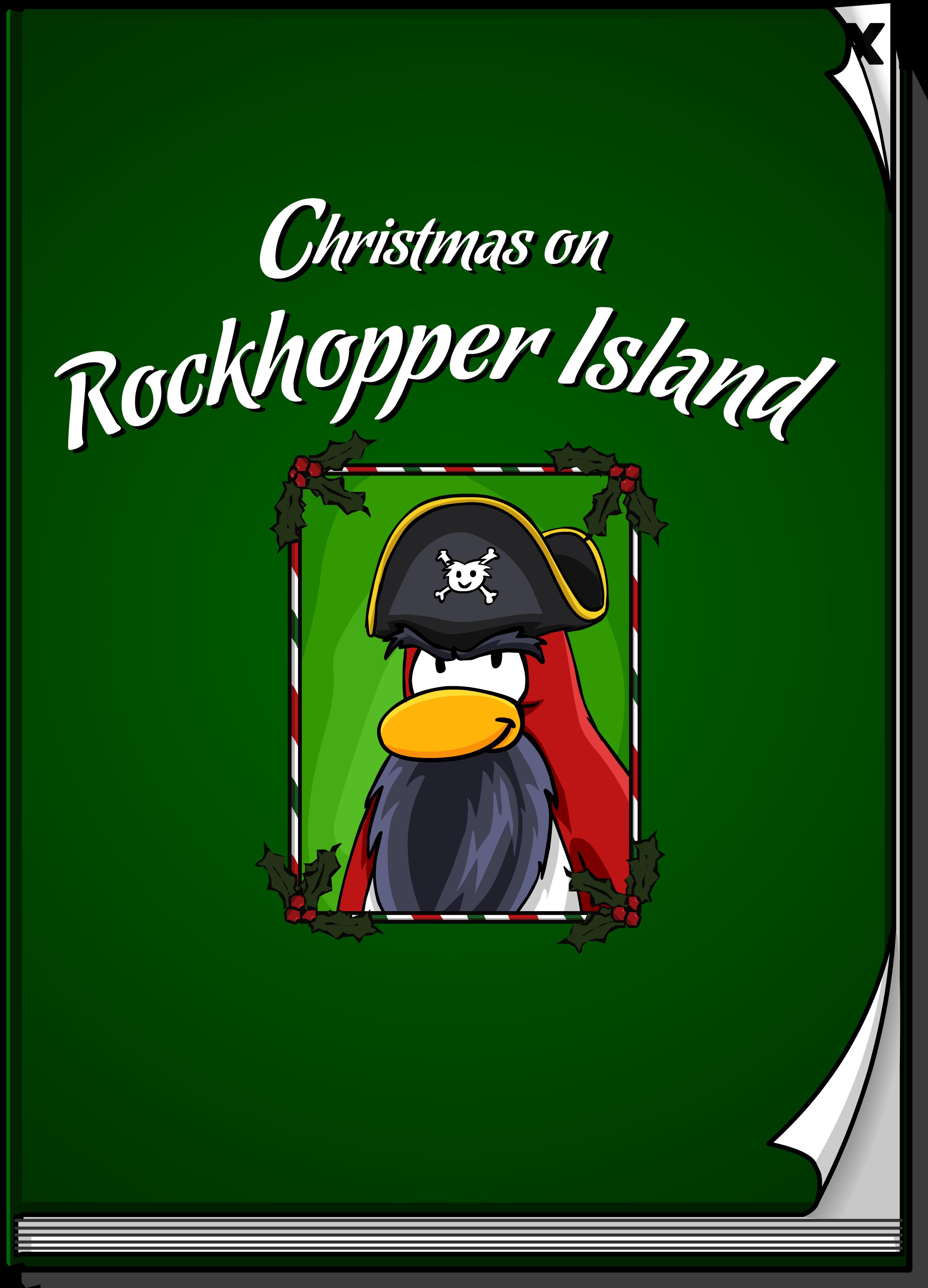 Christmas on Rockhopper Island