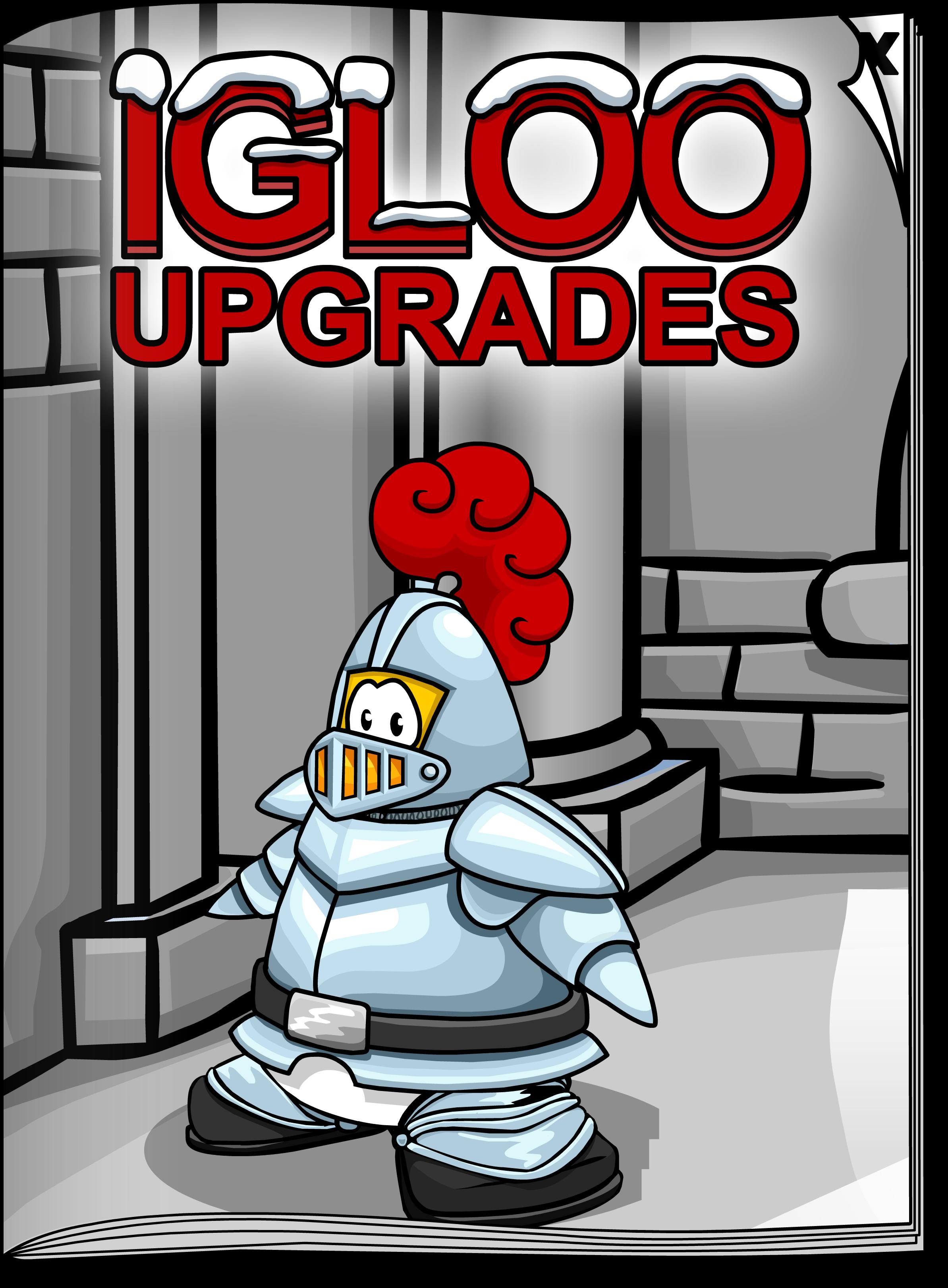 Igloo Upgrades May'17