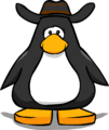 Black Cowboy Hat PC