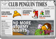 Club Penguin Times Issue 131