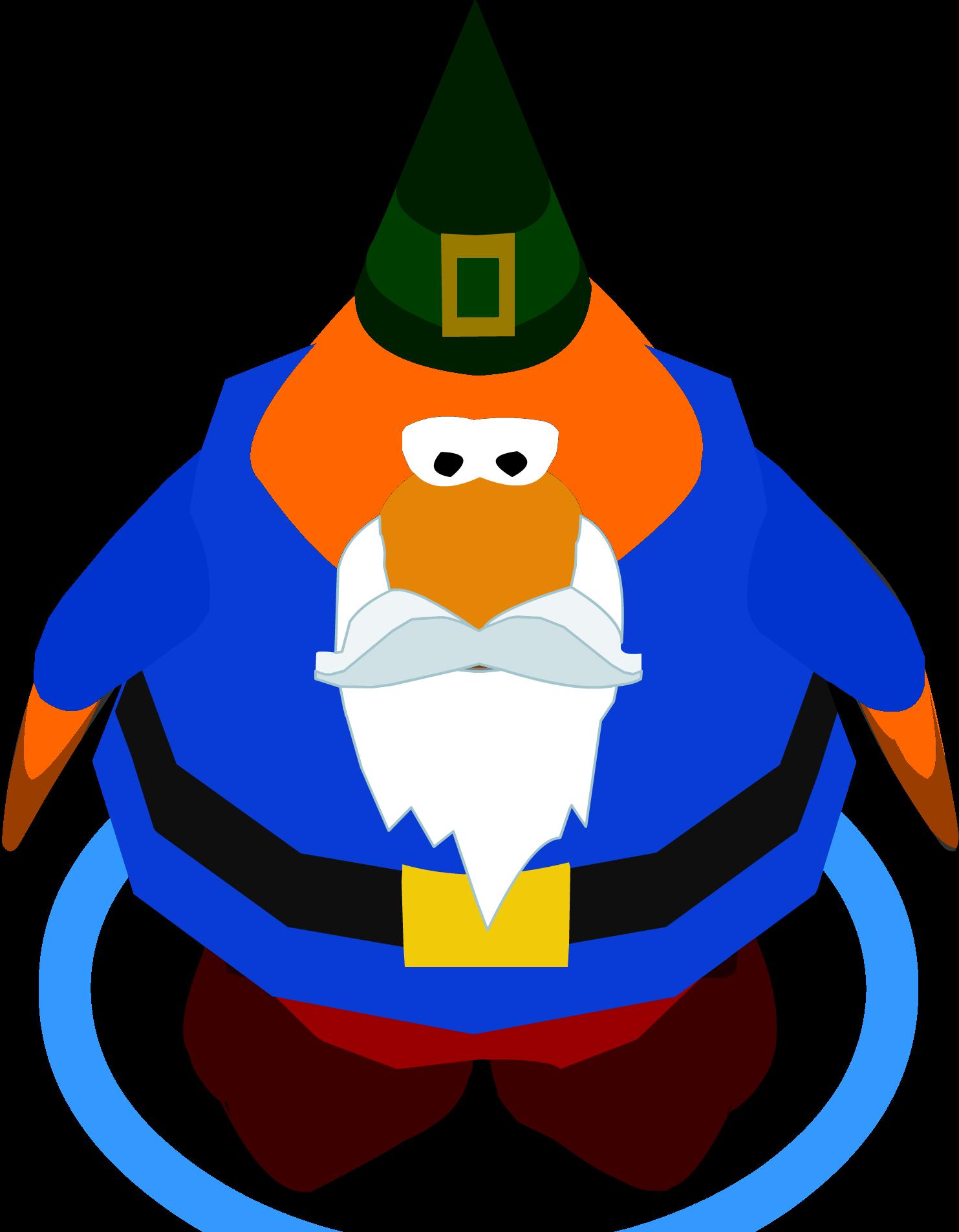 Bernard the Garden Gnome