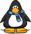 Blue Two Tone Scarf PC