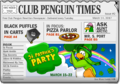 Club Penguin Times Issue 2