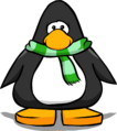 Green Two Tone Scarf PC