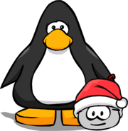 Holiday Party 2020 Grey Puffle PC