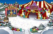 The Fair 2018 Great Puffle Circus Entrance