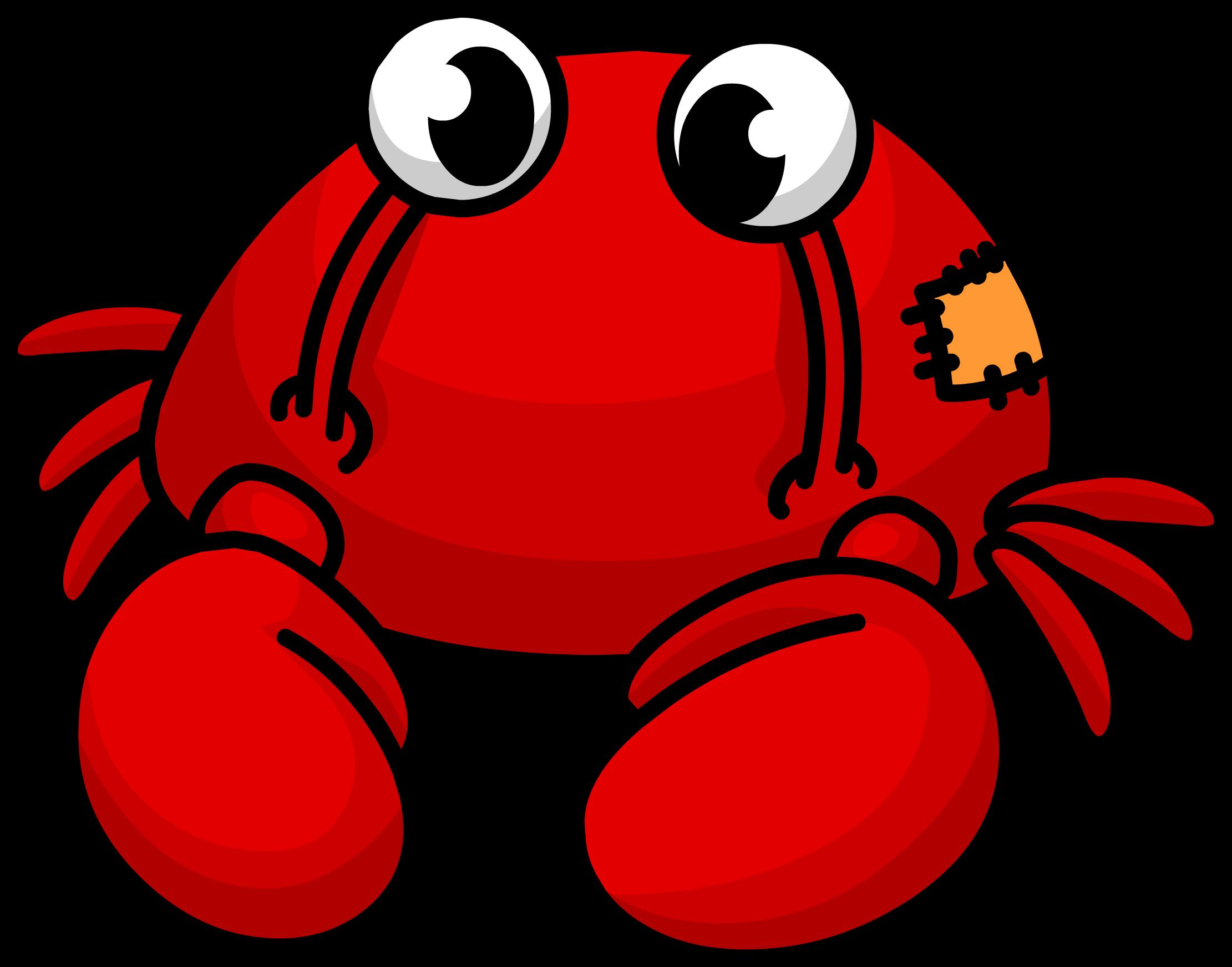 Comfy Crab