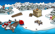 Submarine Party construction Dock