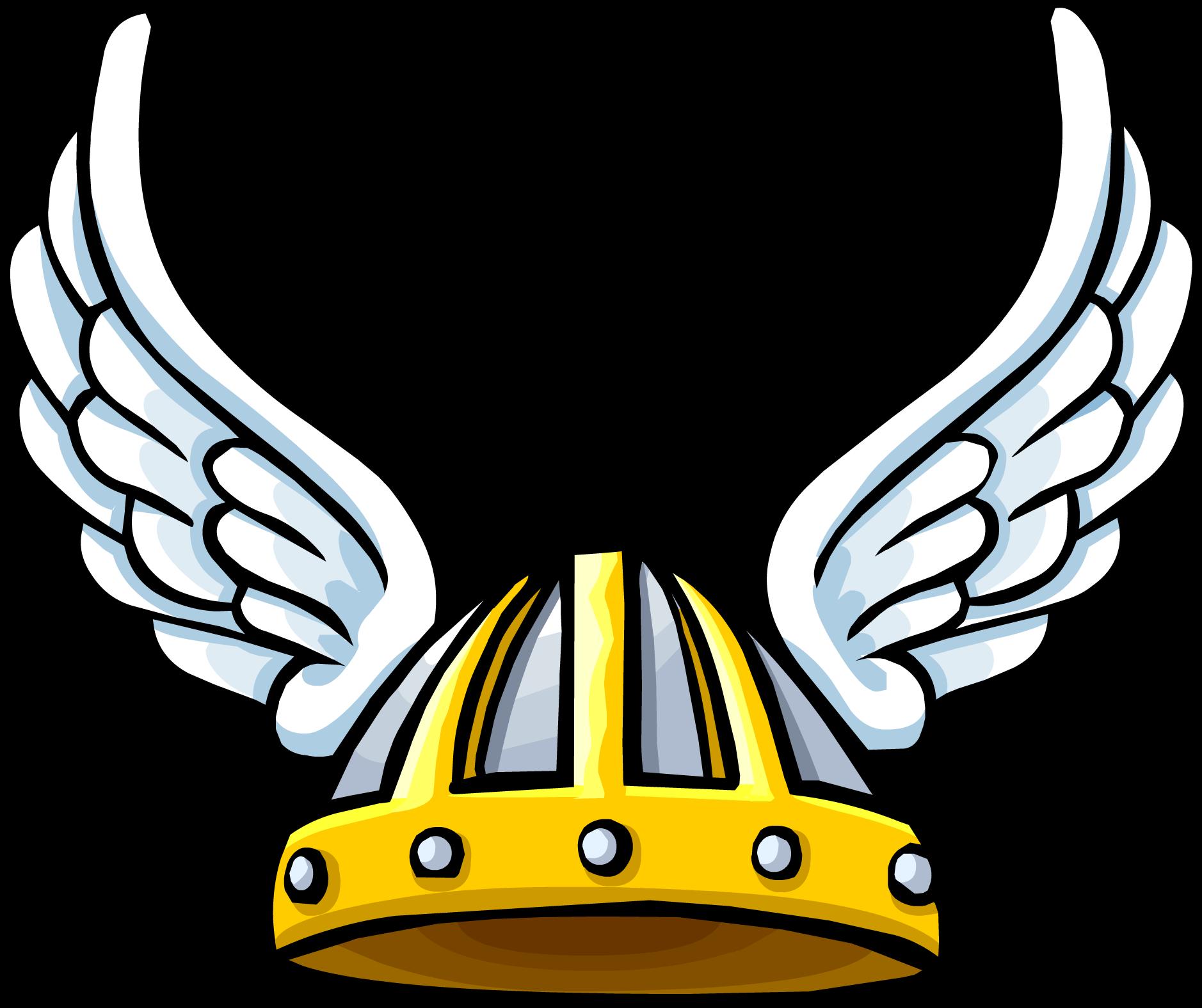 Winged Viking Helmet