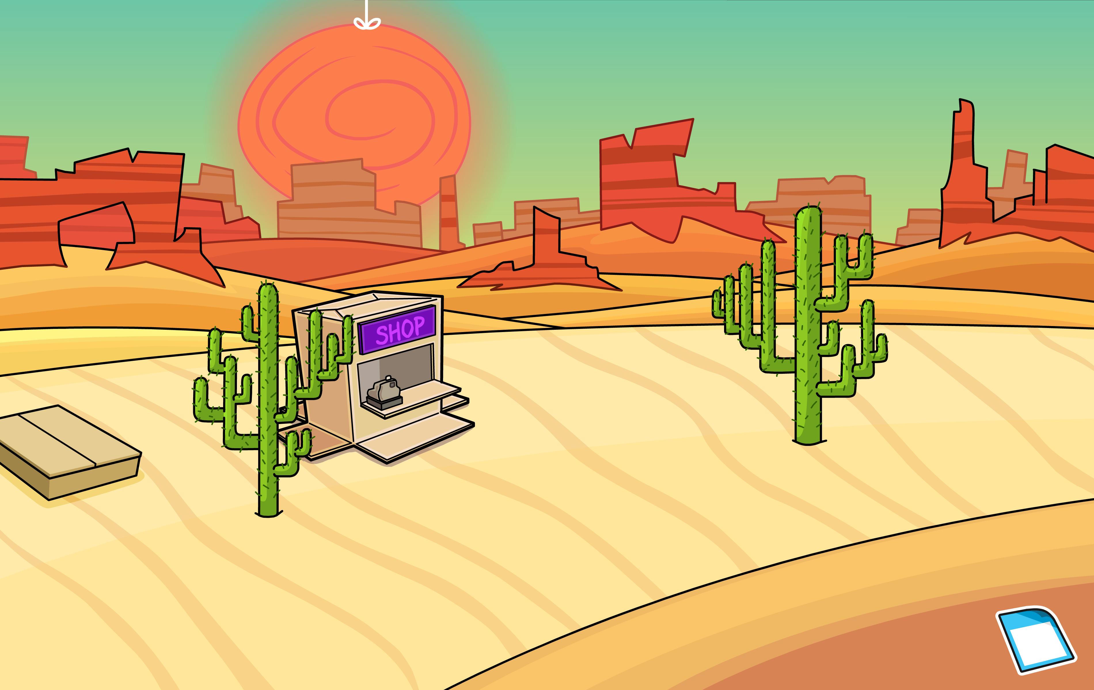 Desert Dimension