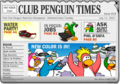Club Penguin Times Issue 19