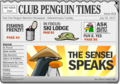 Club Penguin Times Issue 21