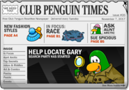 Club Penguin Times Issue 35
