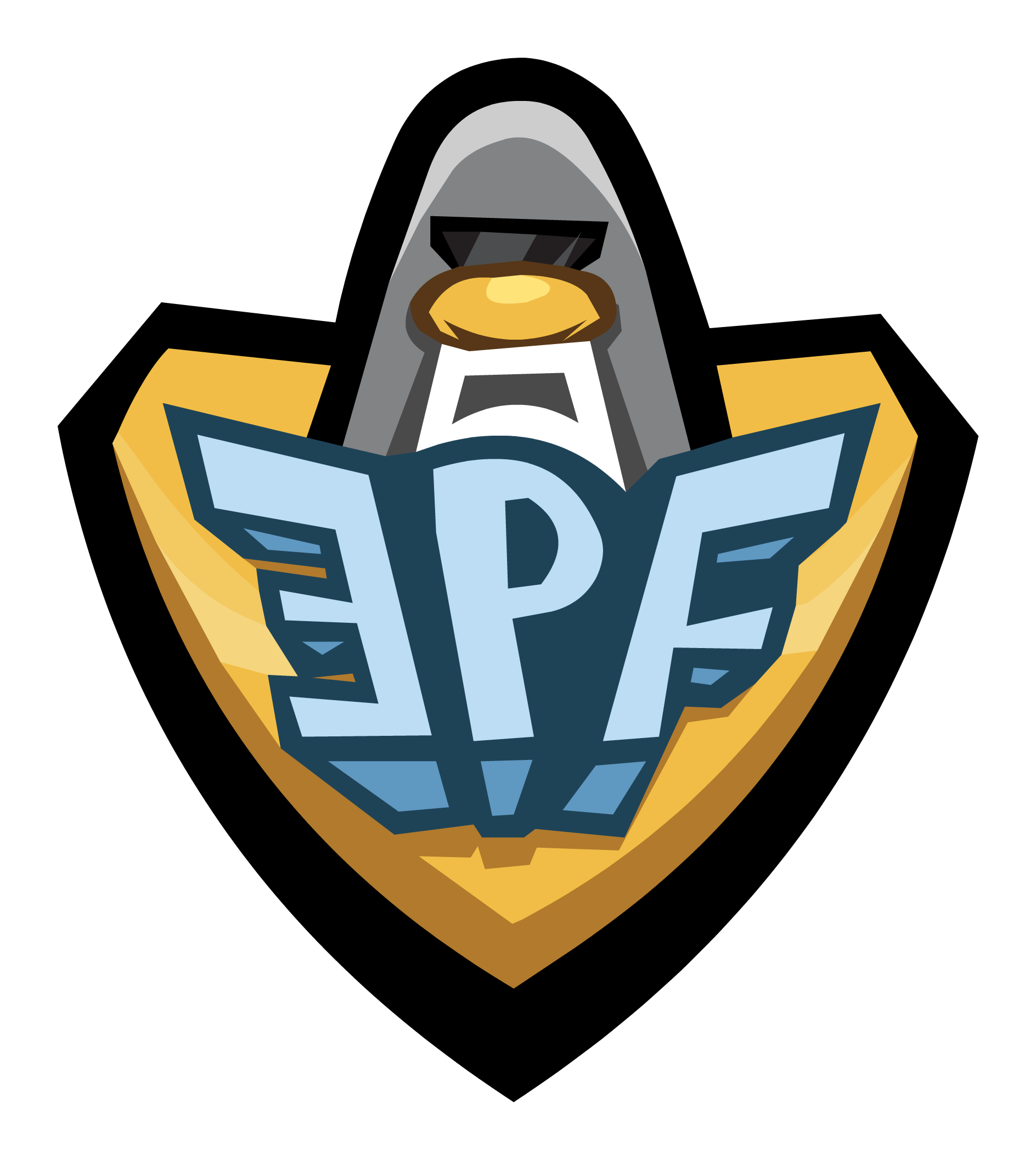 EPF Badge Pin
