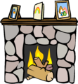 Fireplace sprite 009