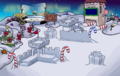 Christmas Party 2018 Snow Forts
