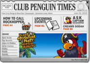 Club Penguin Times Issue 111