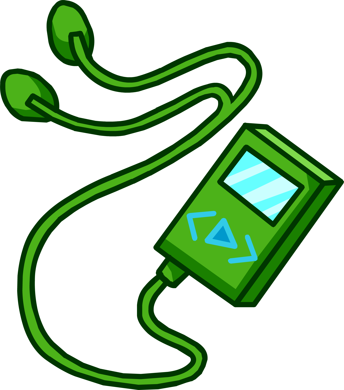 Green MP3000