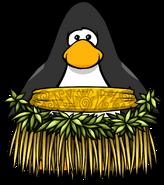 Pineapple Tiki Dress PC