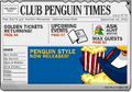 Club Penguin Times Issue 174