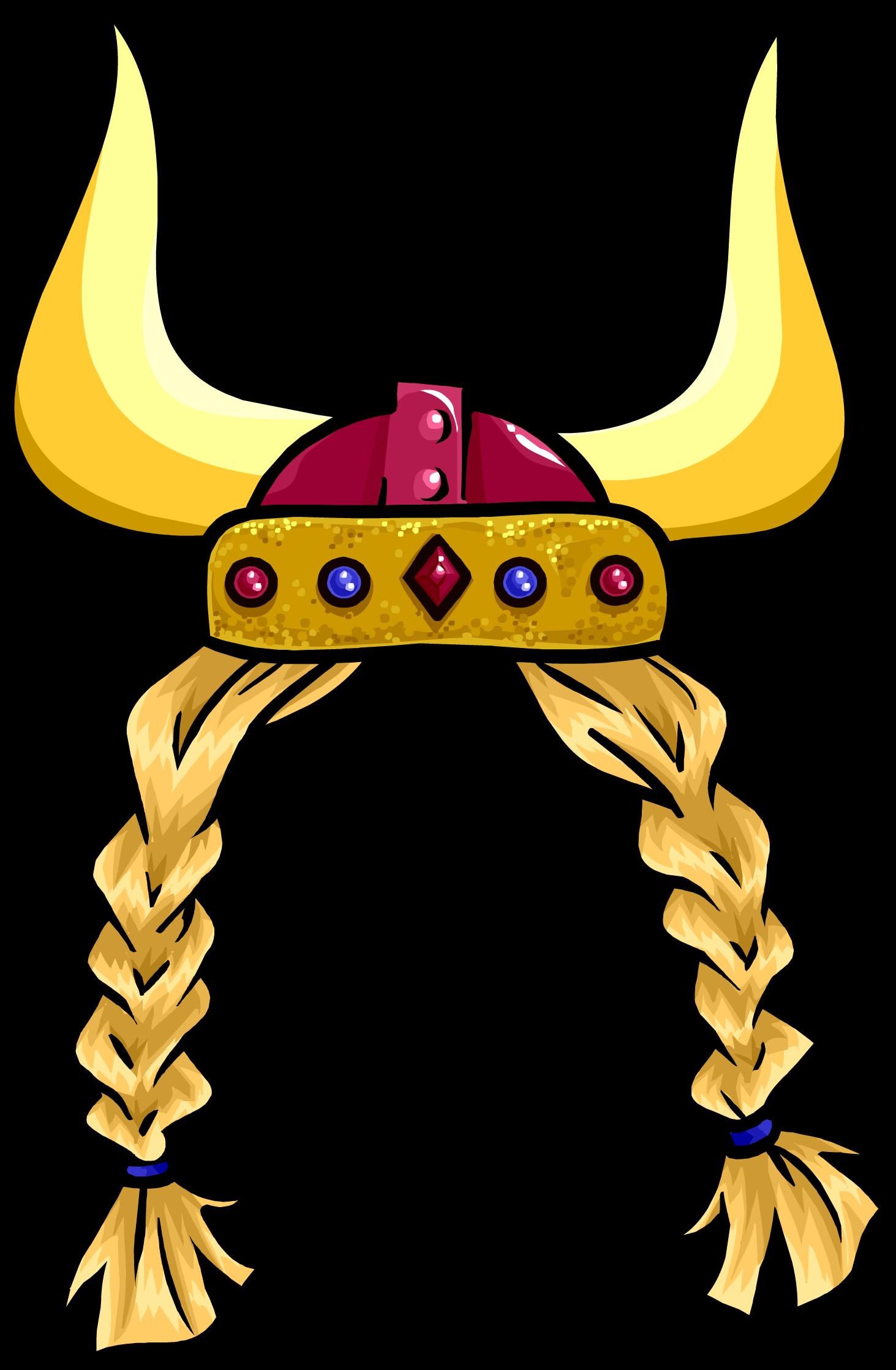 Jewelled Viking Helmet