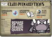 Club Penguin Times Issue 118