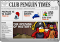 Club Penguin Times Issue 165