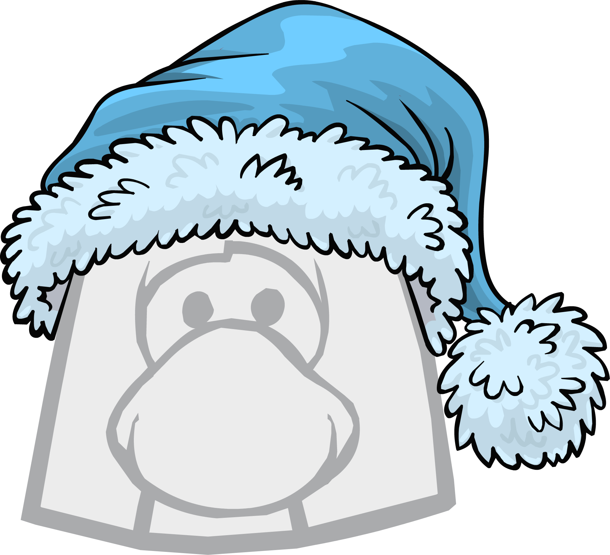 Ice Christmas Hat