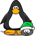 Holiday Party 2020 Black Puffle PC
