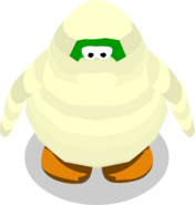 Boris The Mummy IG