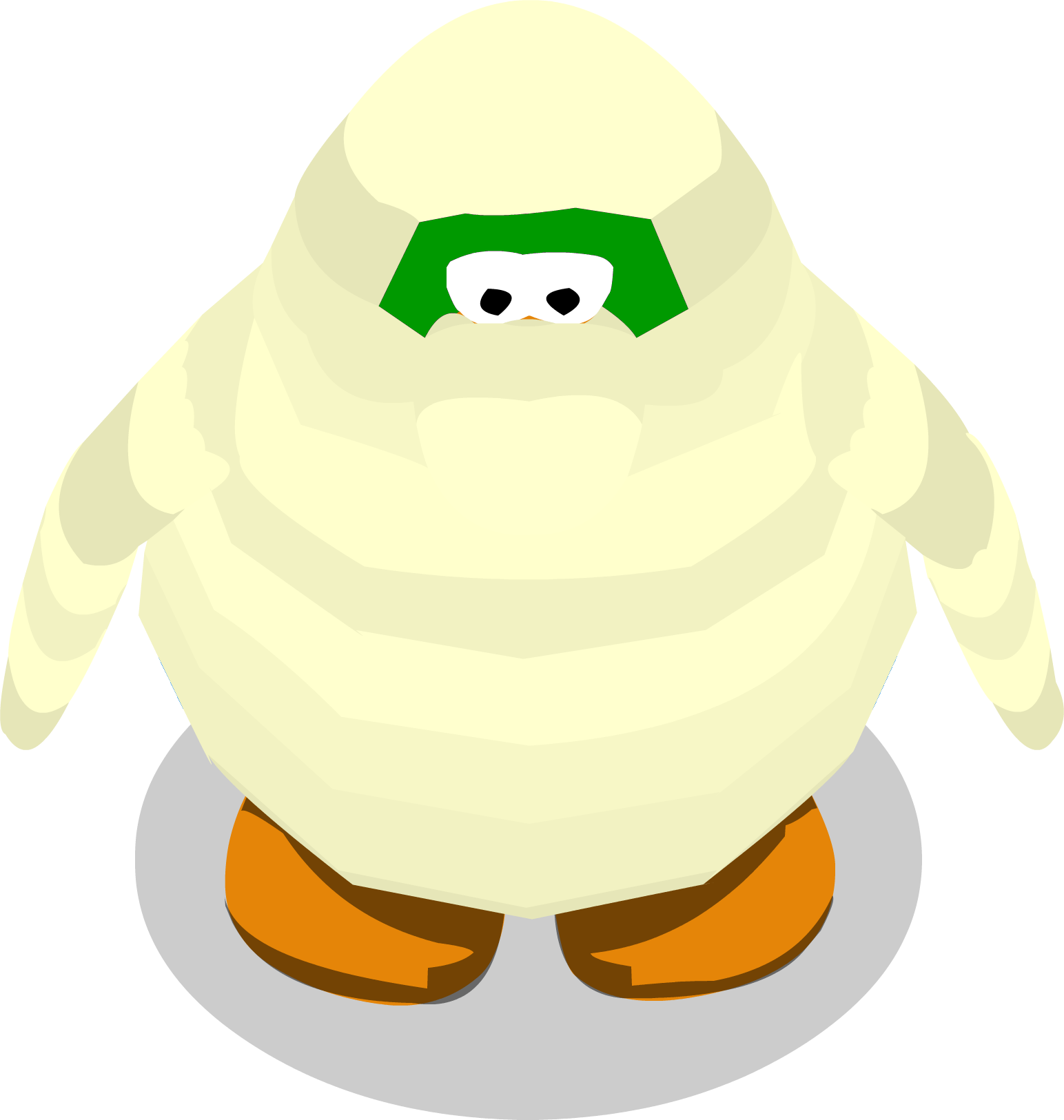 Boris The Mummy