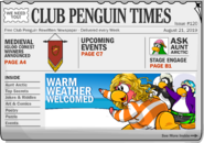 Club Penguin Times Issue 120