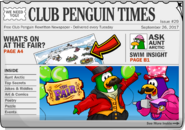 Club Penguin Times Issue 29