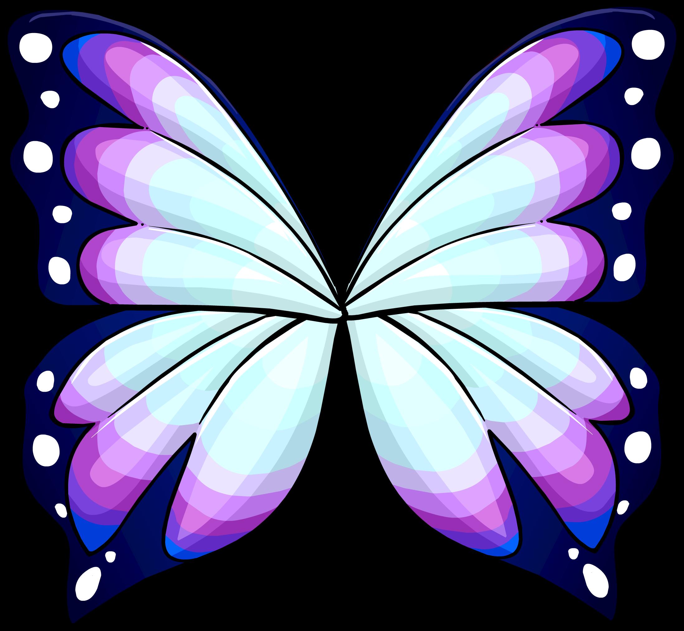 صور فراشة png - صور فراشات مفرغة بصيغة png Purple_Butterfly_Wings