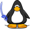 Blue Balloon Sword PC