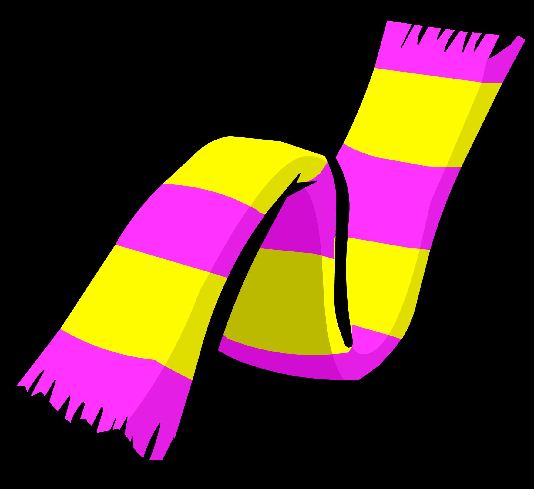 Beta Striped Scarf