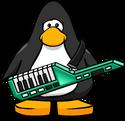 Green Keytar PC